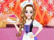آنا ملابس الطبخ