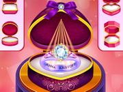 آنا تصميم خاتم الزفاف