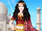 الأميرة الهندية