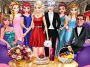 السا وجاك حفلة حب الاسرة