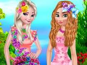 ملابس الزهور