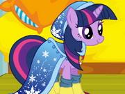ملابس الشتاء 3 احصنة ماي ليتل بوني