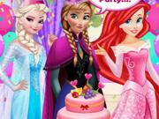 حفل عيد ميلاد الاميرة اونا