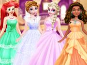 حفلة الاميرة فستان الموضة