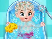 ميلاد طفل الأميرة إلسا