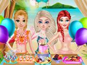 أزياء الأميرة الصيفية: ملابس السباحة