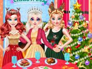 اعداد حفلة كريسماس مثالية للاميرات