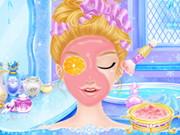 صالون حفلة الأميرة المجمدة