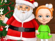 الكريسماس: البنت الحلوة الصغيرة