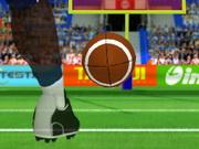 كرة القدم الامريكية الجديدة: american football kicks