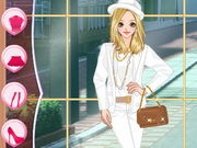 التلبيس: amy white spirit dress up