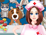 مستشفى الحيوانات الاليفة اللطيفة