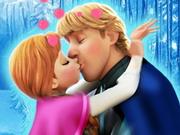 بنات كبار قليلة الادب - Anna And Kristoff Kiss