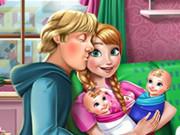 رعاية الطفلين التوأم