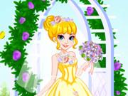 تلبيس ومكياج وقص الشعر العروسة آنا