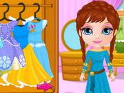 أزياء جديدة للأطفال: الأميرة بيبي باربي