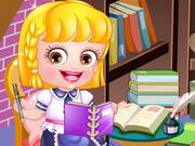 اطفال جميلة: بيبي هازل الروائي