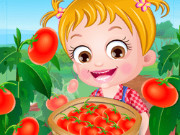 بيبي هازل زراعة الطماطم: إلعب بيبي هازل الجديدة 2020 جدا