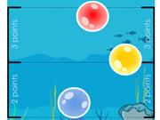 فقاعات اللمس الملونه: bubble touch