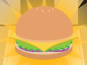طبخ البرجر الشهي: burger fall