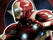 بازل الابطال: captain america civil war jigsaw 2