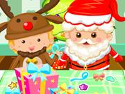 20154: christmas gift box