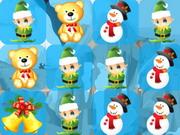 الكريسماس مطابقة 3: christmas match 3