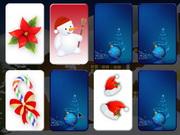 الكريسماس اختبار الذاكرة: christmas memory