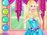 تلبيس سندريلا ومكياج: cinderella party dress design