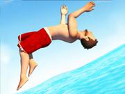 الغوص في اعماق البحار: cliff diving