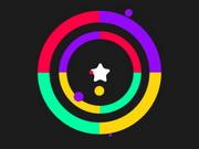 الكرة الملونة الجديدة