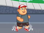 العداء السريع المضحك: crazy runner