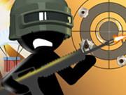 رماية بالمسدس - Crazy Sniper Shooter