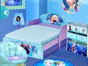 ترتيب ديكور غرفة نوم الاخوات المجمدة: design frozen bedroom