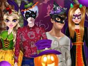 تلبيس هالوين في حفل جامعة ديزني: disney college halloween ball