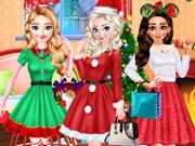 حفلة الكريسماس 2020: أميرة ديزني