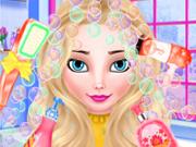 تصميم قصات وتصفيفات شعر: disney princesses new hairstyle