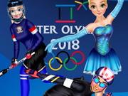 دورة الالعاب الاولمبية الشتوية ديزني: disney winter olympics