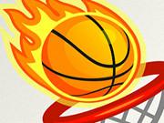 كرة السلة للبنات فقط: dunk shot online