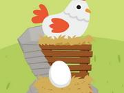 الدجاج والبيض الملون: egg go