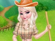 حياة البنت الكبيرة الخاصة في المزرعة: elsa farmer life