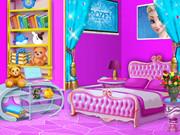 ترتيب وديكور وتنظيف الغرغ: elsa new room design