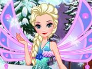 افضل بنات تلبيس على الانترنت: elsa princess winx style