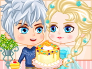 كعكة عيد ميلاد السا
