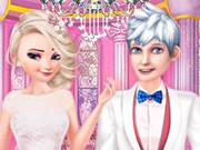 تلبيس فساتين زفاف على الموضة: elsa wedding design