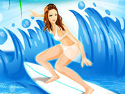 التزلج السريعة على الماء: extreme surfing