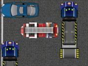 شاحنة اطفاء الحريق