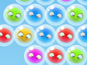 تفادى الفقاعات: frog super bubbles