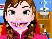 رعاية أسنان المجمدة آنا