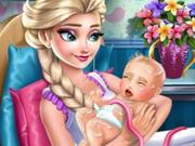 رعاية اطفال حديثي الولادة